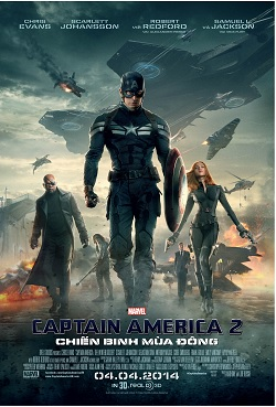 Picture of CAPTAIN AMERICAN (3D)
