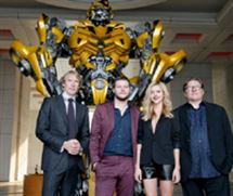 """Picture for category Transformers 4 """"gây sốt"""" ở châu Á"""