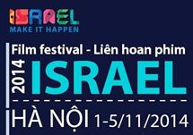 Picture for category Liên hoan phim Israel từ ngày 1/11 – 5/11/2014.