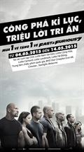 Picture for category MUA 1 TẶNG 1: FAST & FURIOUS 7