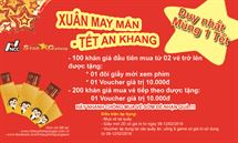 Picture for category Xuân may mắn, Tết an khang - Ưu đãi đặc biệt ngày Mùng 1 TẾT