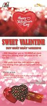 Picture for category Sweet Valentine - Quà tặng ngọt ngào tại NCC
