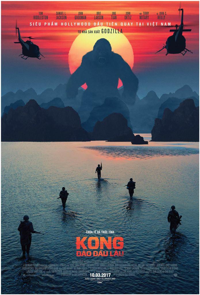 Picture for category KONG: ĐẢO ĐẦU LÂU - Siêu phẩm được mong chờ nhất Tháng 3