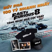 Picture for category Bứt phá 100 tỷ nhanh nhất - Fast & Furious 8 tặng fan quà cực chất