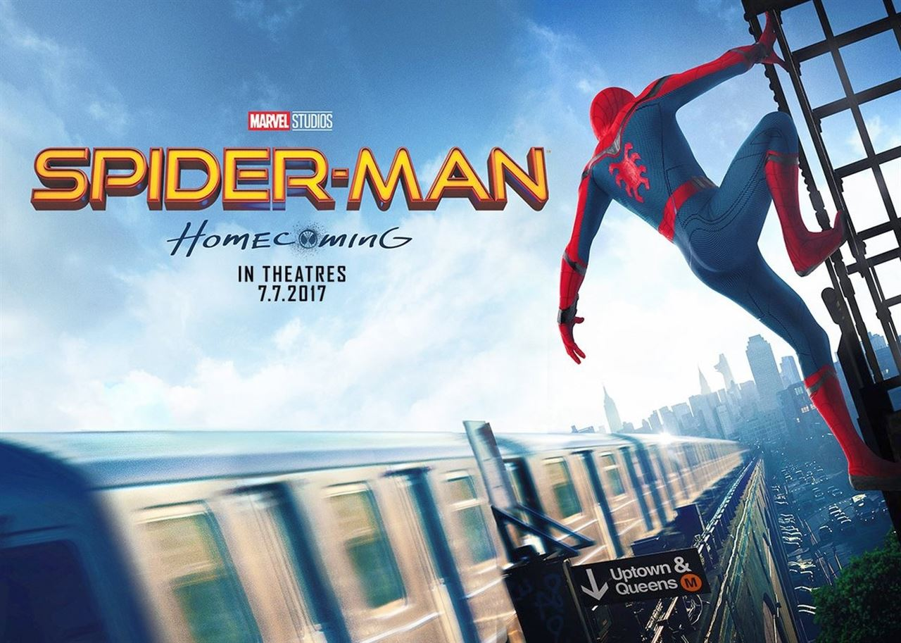 Picture for category Khởi chiếu sớm siêu phẩm SPIDER-MAN: HOMECOMING: SIÊU ANH HÙNG