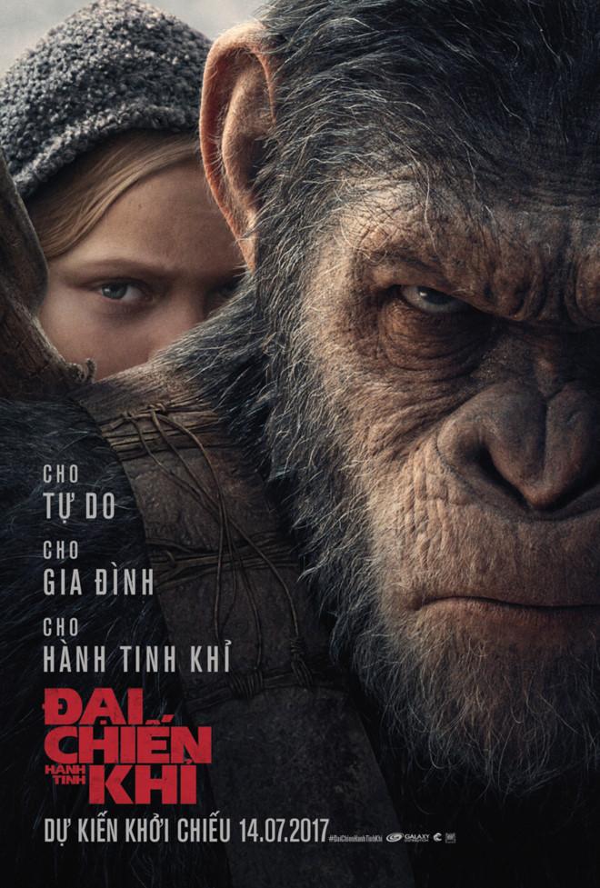 Picture for category Đại Chiến Hành Tinh Khỉ thống lĩnh thị trường điện ảnh thế giới và tiến thẳng tới đấu trường Oscar danh giá