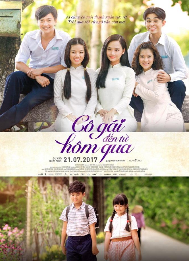 Picture for category Đồng giá 50.000đ với bộ phim CÔ GÁI ĐẾN TỪ HÔM QUA