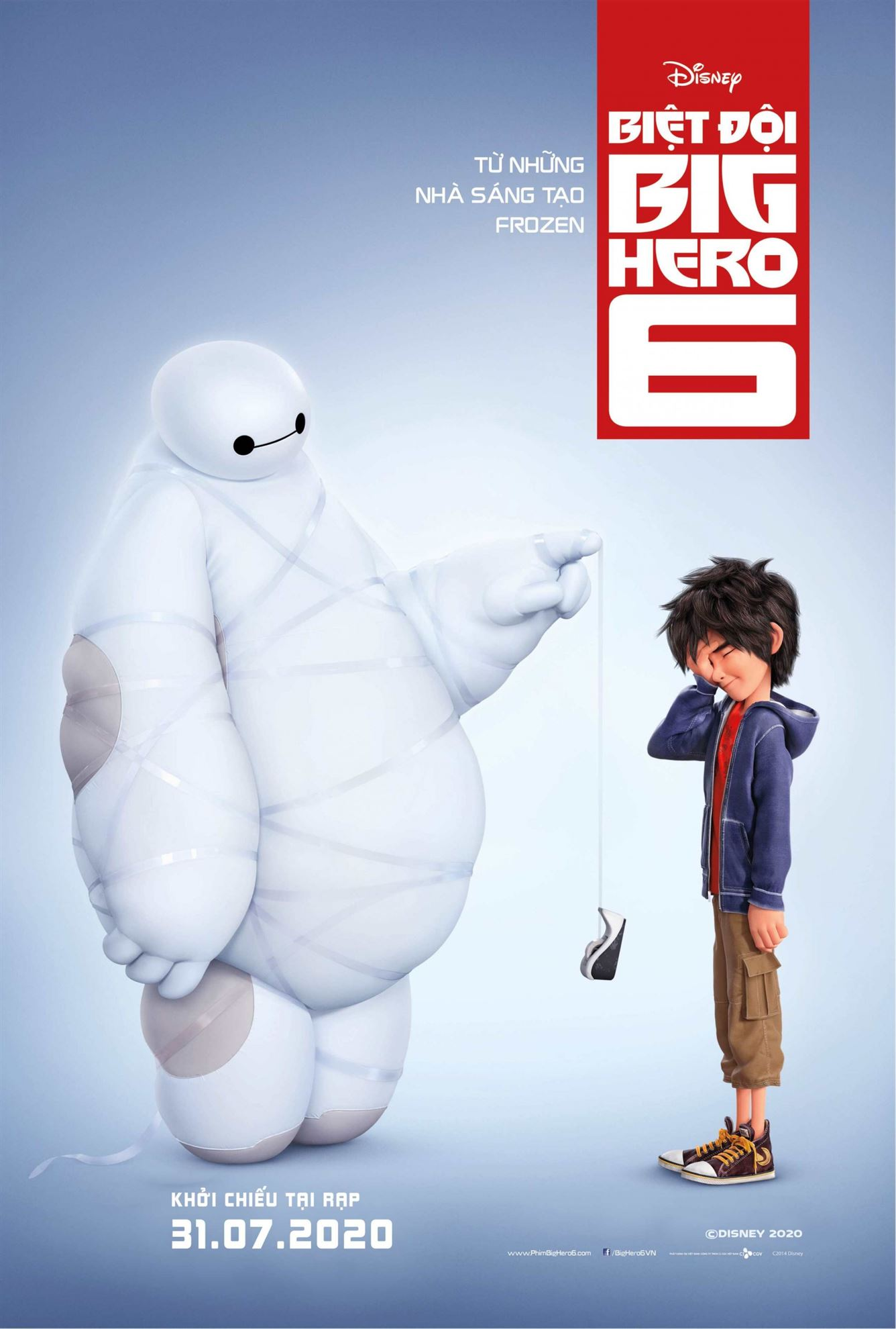 Picture of Biệt đội big hero 6 (2D-LT) - P