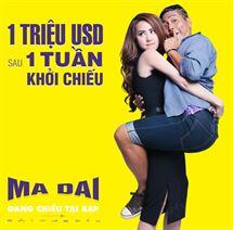 Picture for category Ma Dai - 1 Triệu USD Sau 1 Tuần Khởi Chiếu