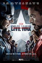 """Picture for category """"Captain America: Civil War"""" – Phim siêu anh hùng hay nhất tháng"""