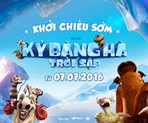 Picture for category Khởi chiếu sớm siêu phẩm hoạt hình ICE AGE 5 - KỶ BĂNG HÀ 5