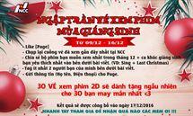 Picture for category Ngập tràn vé xem phim mùa Giáng sinh