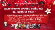 Picture for category Chương trình phim Việt Nam miễn phí và Mua 1 Vé tặng 1 Vé tại NCC (Từ 23/1 - 27/1)