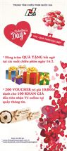Picture for category Sweet Valentine - Quà tặng bất ngờ tại NCC