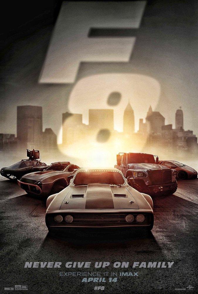 """Picture for category """"Fast & Furious 8""""  phá đảo thị trường điện ảnh với nửa tỷ USD"""