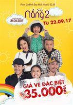 Picture for category Đồng giá vé 35.000đ bộ phim NẮNG 2