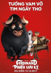"""Picture for category Khởi chiếu sớm siêu phẩm hoạt hình """"Ferdinand Phiêu Lưu Ký"""""""