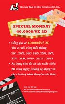 Picture for category SPECIAL MONDAY - Đồng giá 40.000đ Thứ 2 cuối tháng