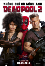 "Picture for category Suất chiếu đặc biệt bom tấn ""DEADPOOL 2"""