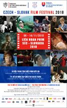 Picture for category Liên hoan phim Séc và Slovakia (Từ 06/11 đến 10/11/2018)