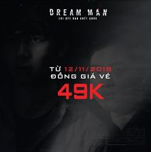 "Picture for category Đồng giá bộ phim ""DREAM MAN"" 49.000đ"