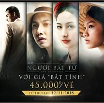"""Picture for category Đồng giá bộ phim """"NGƯỜI BẤT TỬ"""" 45.000đ"""