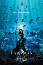 """Picture for category Khởi  chiếu sớm siêu phẩm """"Aquaman: Đế vương ATLANTIS"""""""