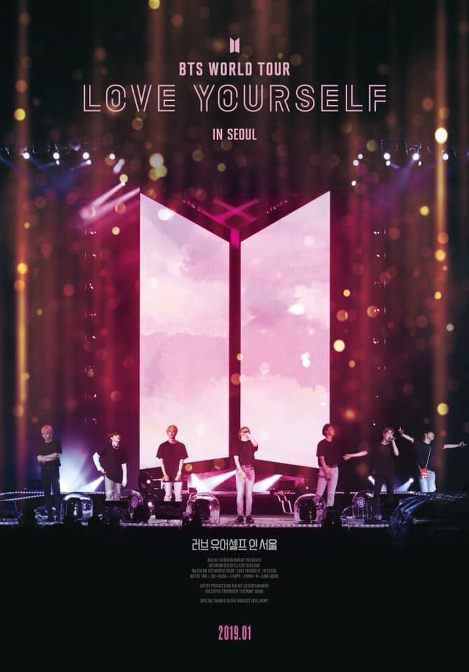 Picture for category BTS WORLD TOUR: LOVE YOURSELF IN SEOUL – CHỈ MỘT NGÀY DUY NHẤT 31.01.2019