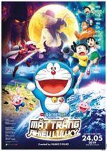 """Picture for category Suất chiếu đặc biệt """"Doraemon: Nobita và Mặt Trăng Phiêu Lưu Ký"""" vào ngày 22 và 23/5"""