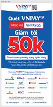 Picture for category QUÉT VNPAY-QR KHI MUA VÉ XEM PHIM GIẢM TỚI 50K