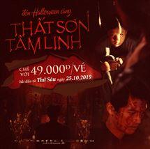 """Picture for category Đón Halloween cùng """"THẤT SƠN TÂM LINH"""" chỉ với 49.000đ/Vé"""