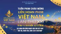 Picture for category TUẦN PHIM CHÀO MỪNG LIÊN HOAN PHIM VIỆT NAM LẦN THỨ XXI (06/11/2019 - 12/11/2019)