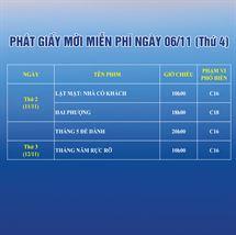 Picture for category PHÁT GIẤY MỜI MIỄN PHÍ TUẦN PHIM CHÀO MỪNG LIÊN HOAN PHIM VIỆT NAM LẦN THỨ XXI (Tiếp)