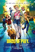 """Picture for category Khởi chiếu sớm bộ phim """"BIRDS OF PREY: Cuộc Lột Xác Huy Hoàng Của Harley Quinn"""""""