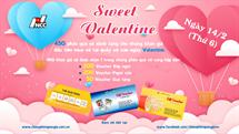 Picture for category SWEET VALENTINE - NGÀY LỄ TÌNH NHÂN NGỌT NGÀO TẠI NCC