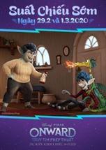 """Picture for category Khởi chiếu sớm bộ phim hoạt hình """"ONWARD: TRUY TÌM PHÉP THUẬT"""""""