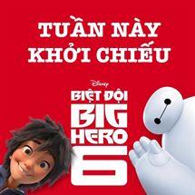 """Picture for category Đồng giá 49k phim hoạt hình """"BIG HERO 6"""""""