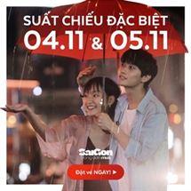 """Picture for category SUẤT CHIẾU ĐẶC BIỆT """"SÀI GÒN TRONG CƠN MƯA"""" NGUYÊN NGÀY 04 & 05.11"""