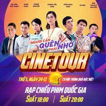 """Picture for category Giao lưu với đoàn làm phim """"NGƯỜI CẦN QUÊN PHẢI NHỚ"""" tại NCC"""