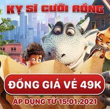 """Picture for category Đồng giá bộ phim hoạt hình """"KỴ SĨ CƯỠI RỒNG"""" chỉ với 49k"""