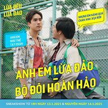 """Picture for category Khởi chiếu sớm bộ phim """"Lừa Đểu Gặp Lừa Đảo"""" ngày 13/1 & 14/1"""